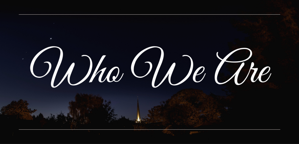 Who We Are....as a Derry House Church
